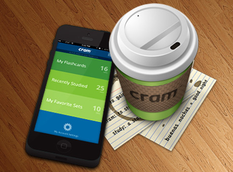 Flashcard Apps Marketplace - Cram com